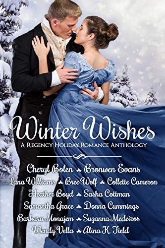 Winter Wishes: A Regency Holiday Romance Boxed Set
