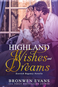 Excerpt: Highland Wishes and Dreams