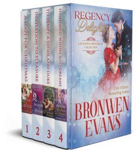 Regency Delights Boxed Set