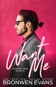 Want Me: Coopers Creek #3