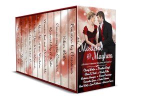 Mistletoe and Mayhem: A Regency Holiday Romance Anthology