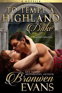 To Tempt A Highland Duke - Novella