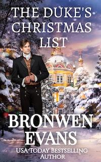 Excerpt: The Duke's Christmas List