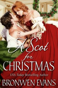 Excerpt: A Scot For Christmas
