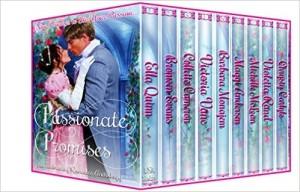 Passionate Promises Boxed Set Anthology